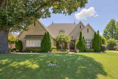 Atoka Single Family Home For Sale: 66 Lochmeade