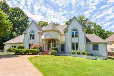 Memphis Single Family Home For Sale: 449 Riveredge