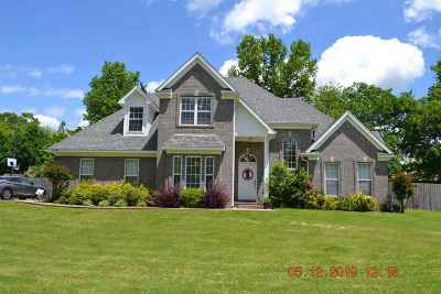 Tipton County Single Family Home For Sale: 639 Meadowland