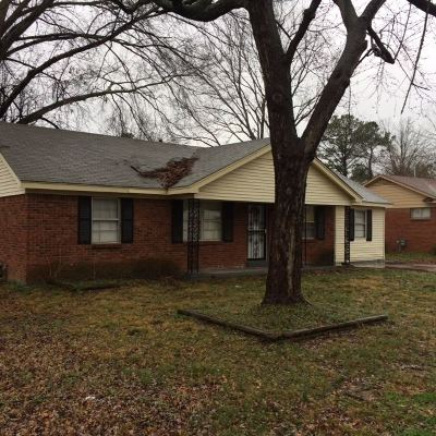 Memphis Single Family Home For Sale: 4285 Trudy