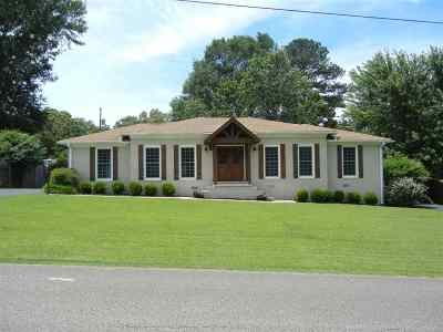 Savannah Single Family Home Contingent: 70 Willow