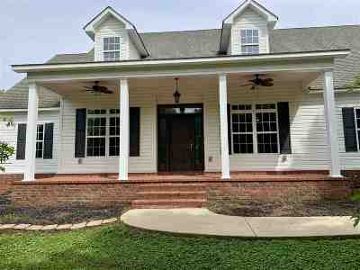 Tipton County Single Family Home For Sale: 1325 Tracy