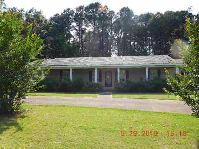 Corinth MS Single Family Home For Sale: $150,000