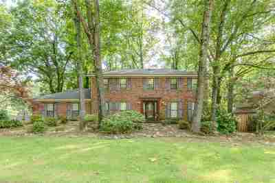 Memphis Single Family Home Contingent: 8285 Chippingham