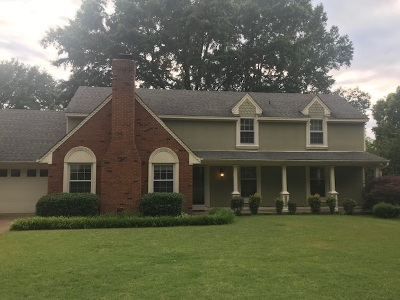 Collierville Single Family Home For Sale: 1081 Yorktown