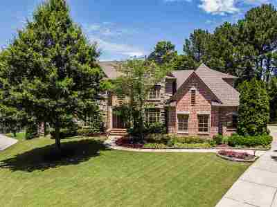Collierville Single Family Home Contingent: 9998 Bentwood Birch