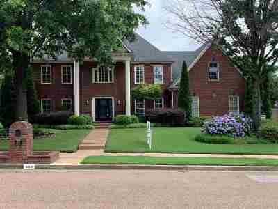 Collierville Single Family Home For Sale: 604 Antebellum
