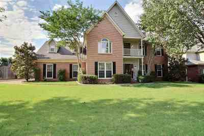 Collierville Single Family Home For Sale: 890 Greenway