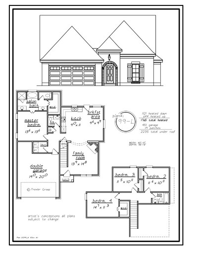 Cordova Single Family Home Contingent: 1109 Big Orange