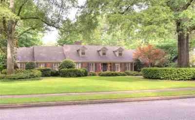 Memphis Single Family Home For Sale: 921 Audubon