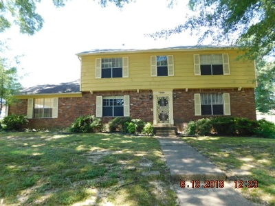 Memphis Single Family Home For Sale: 4775 Hornsby