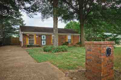 Collierville Single Family Home Contingent: 922 Greenview