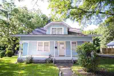 Memphis Single Family Home For Sale: 3296 Powell