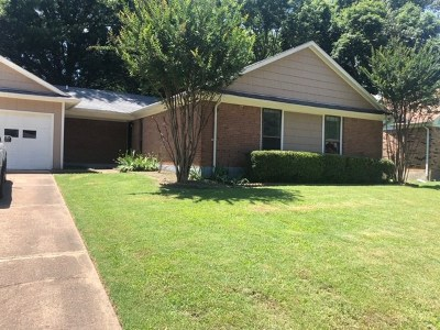 Memphis Single Family Home For Sale: 3537 Chowning