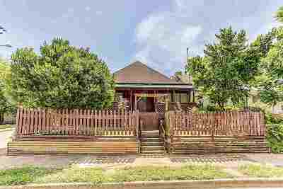 Single Family Home For Sale: 526 S Cox