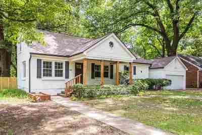 Single Family Home For Sale: 40 N Century