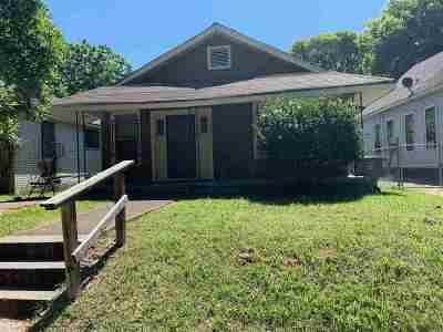 Memphis Single Family Home For Sale: 1092 Walk