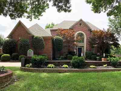 Germantown Single Family Home For Sale: 9552 Dogwood Estates