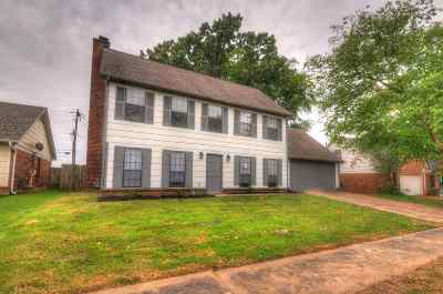 Memphis Single Family Home For Sale: 7733 Deerfield