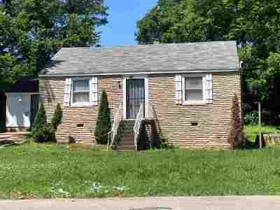 Memphis Single Family Home For Sale: 3613 Terrace