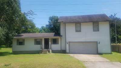 Memphis Single Family Home For Sale: 3131 Peggy