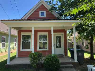 Memphis Single Family Home For Sale: 227 Looney