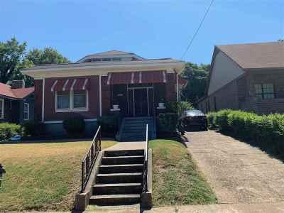 Memphis Single Family Home For Sale: 1114 Azalia