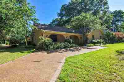 Memphis Single Family Home For Sale: 5310 Rich