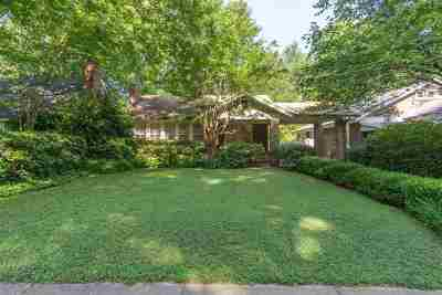 Memphis Single Family Home For Sale: 391 Alexander
