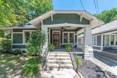 Memphis Single Family Home For Sale: 1948 Harbert