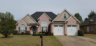 Southaven Single Family Home For Sale: 3256 S Devonshire
