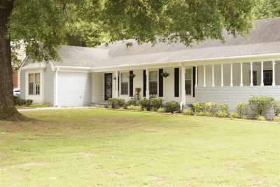 Memphis Single Family Home For Sale: 6173 Quince