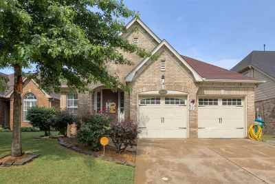 Arlington Single Family Home Contingent: 4937 Indian Walk