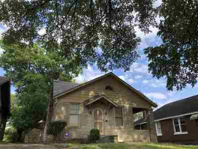 Memphis Single Family Home For Sale: 1550 Shadowlawn