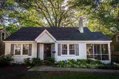 Memphis Single Family Home For Sale: 171 S Reese