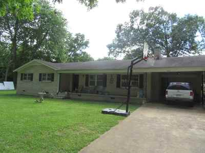 Adamsville Single Family Home For Sale: 223 N Magnolia