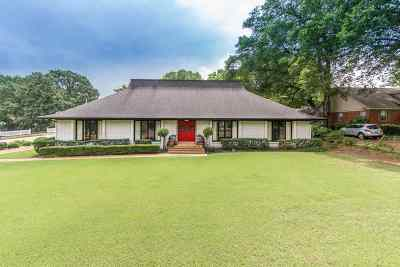 Memphis Single Family Home For Sale: 5463 Walnut Grove