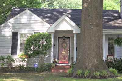 Memphis Single Family Home For Sale: 217 Alexander