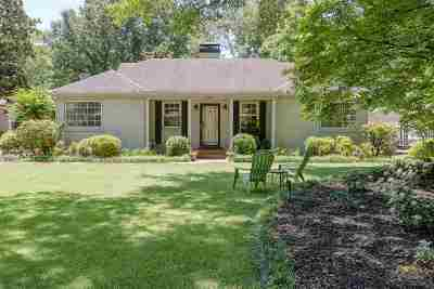 Memphis Single Family Home For Sale: 3687 Waynoka