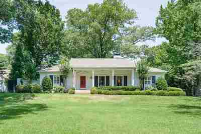 Memphis Single Family Home For Sale: 3954 Minden