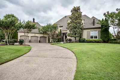 Collierville Single Family Home For Sale: 1260 Braystone