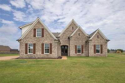 Tipton County Single Family Home For Sale: 35 Trinity