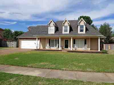 Collierville Single Family Home For Sale: 468 Canal Loop Turn