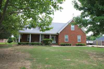 Munford Single Family Home For Sale: 268 Peggy Anne