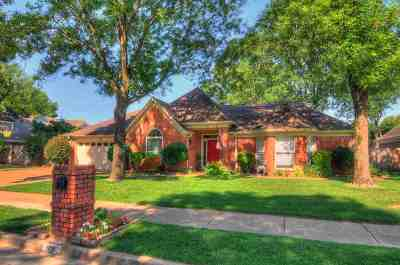 Collierville Single Family Home For Sale: 1012 Wildbird