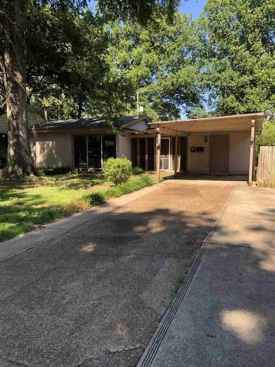 Memphis Single Family Home For Sale: 1534 Cranford