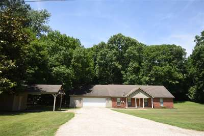 Tipton County Single Family Home Contingent: 595 Talley
