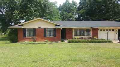 Memphis Single Family Home For Sale: 224 Ivan