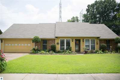Memphis Single Family Home For Sale: 5991 Southampton