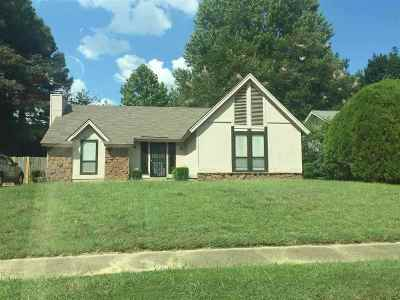 Memphis Single Family Home For Sale: 6512 Frosty Leaf